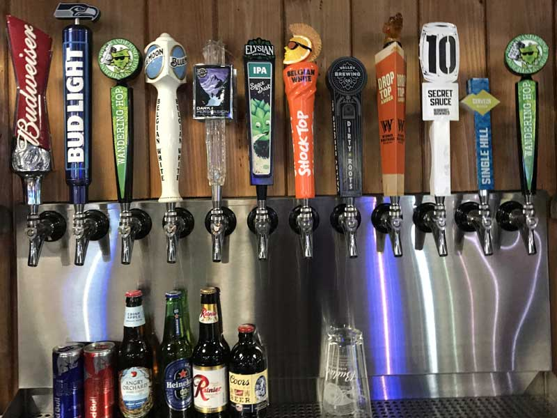 Tap Handles March 2019