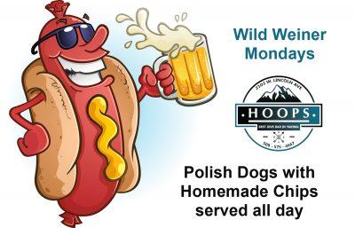 Wild Weiner Mondays