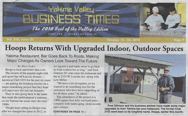 YakimaValley Business Times Article