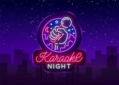 Karaoke Night at Hoops