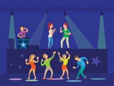 Sing Karaoke on Sunday nights at Hoops