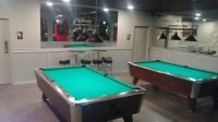 Pool Tables at Hoops Yakima